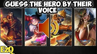 Identify the hero by their hero select voice / dialogue   Mobile Legends Quiz #20 screenshot 3