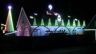 Beldringe julelys 2014 Discofil - Til Julebal I Nisseland