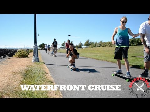 Boardworks Tech Shop | Waterfront Cruise