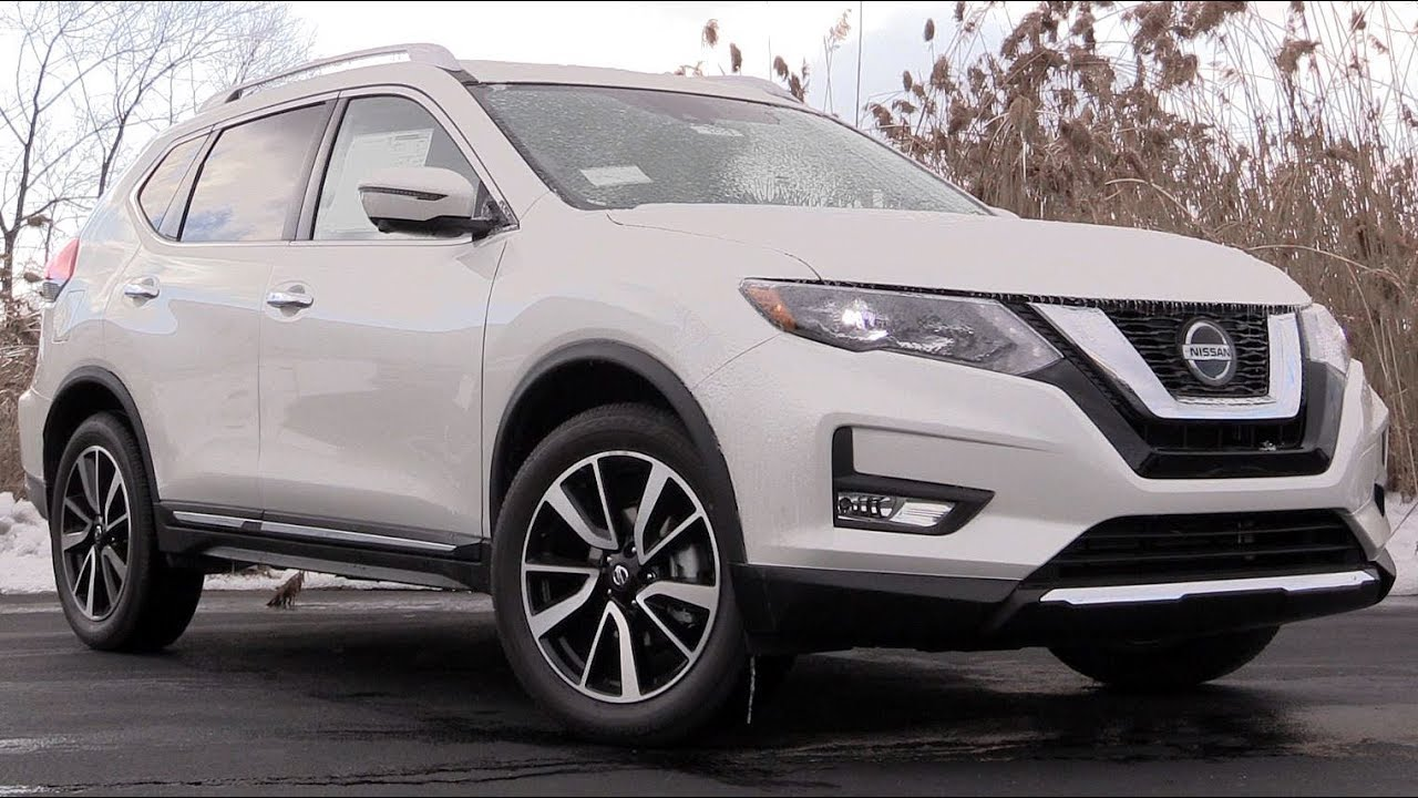 2018 Nissan Rogue >> 2018 Nissan Rogue Review