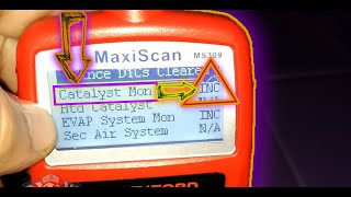 "Catalyst Not Ready For Emission Test? Cat Monitor ""Inc"" ? GET Catalyst Monitor Ready -EASY"