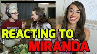 Gambar cover REACTING TO MIRANDA VIDEOS! (Part 2)