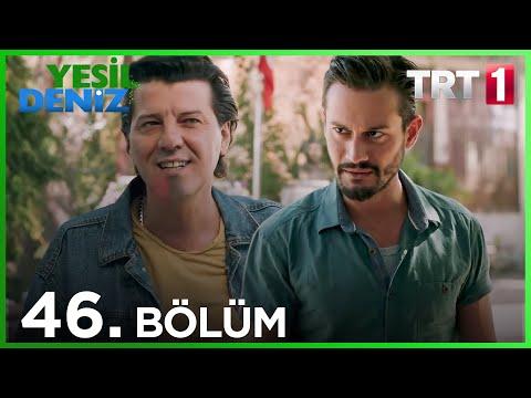 """46. Bölüm """"Seven Adam Kendini Aşmaa Bilcek"""" / Yeşil Deniz (1080p)"""