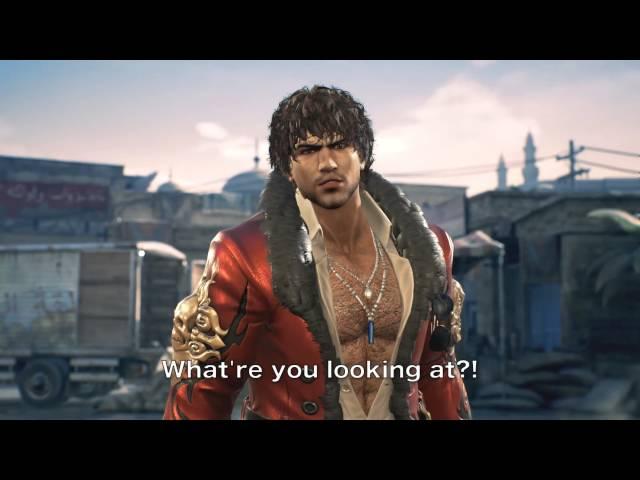 Tekken 7 - Miguel Reveal Trailer   XB1, PS4, PC
