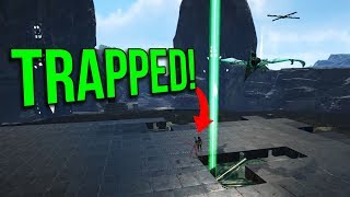 TRAPPED AT THE OBELISK! | ARK Official PvP - Ep.31