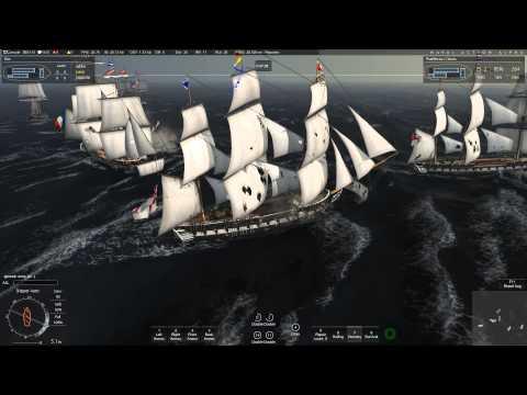 Sea Trials #4 Storm Skirmish