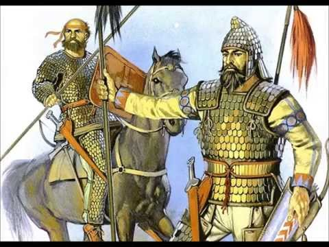 Scythians - Sarmatians - Alans (ancients of Ukraine)