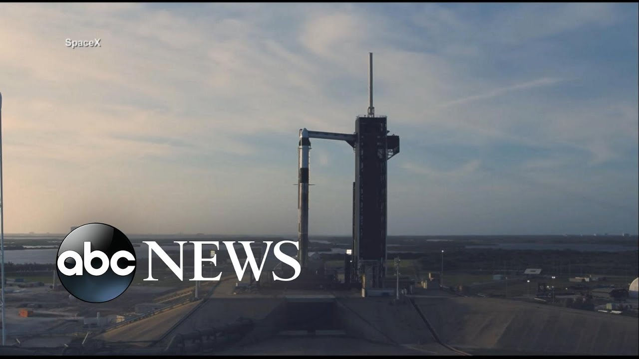 NASA, SpaceX launch updates: How to watch today's historic launch