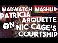 Madwatch Mashup - Patricia Arquette about Nicolas Cage's courtship