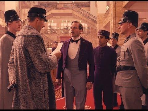The Grand Budapest Hotel : Extrait La Police est là [Officiel] VOST HD