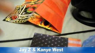 "Jay Z & Kanye West ""Watch The Throne"" Deluxe Unboxing"