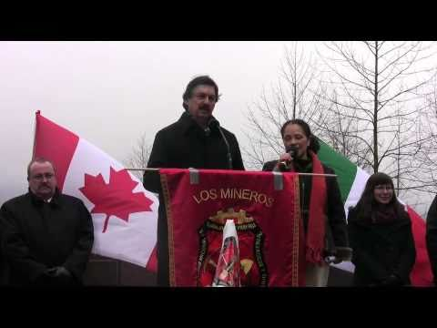 Vancouver Day of Action for Mexican Labour and Human Rights