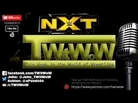TWitWoW 492 :: WWE NXT Review 12/14/2016