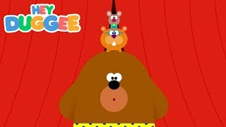 The Theatre Badge - Hey Duggee Series 2 - Hey Duggee