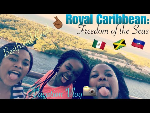 Royal Caribbean: Freedom of the Seas (BESTFRIEND VACATION VLOG, #BestfriendGoals)