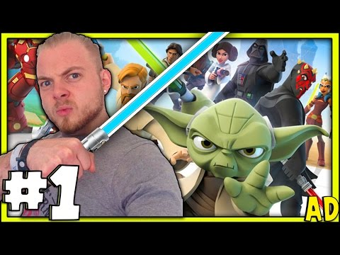 Disney Infinity 3.0 - Twilight Of The Republic! [1]
