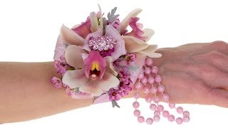 Repeat youtube video Orchid Blush Wrist Corsage