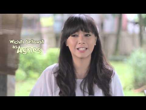 Behind The Scene - Cinta Dalam Kardus (2013) - Raditya Dika. Director: Salman Aristo