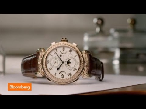 9ea13a4b7 Patek Philippe's $2.6 Million Watch: How You Can Own It - YouTube