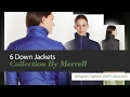 6 Down Jackets Collection By Merrell Amazon Fashion 2017 Collection