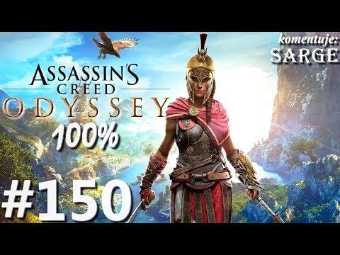 Zagrajmy w Assassin's Creed Odyssey PL odc. 150 - Niezdarność Testyklesa thumbnail