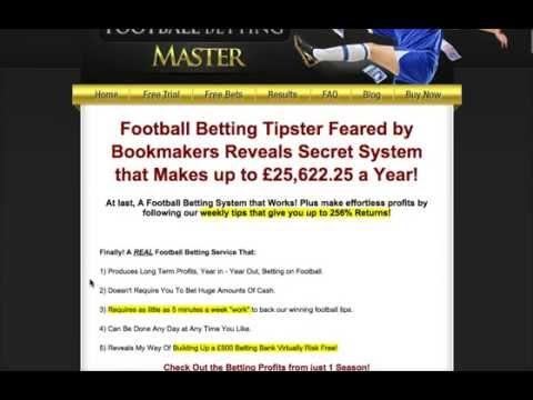 Football betting master review npr money bet on patriots superbowl