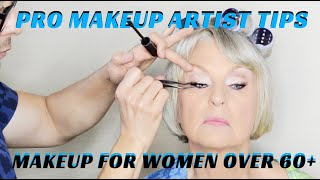 Download How to do Makeup on Women over 60 Makeup Tutorial - mathias4makeup Mp3 and Videos