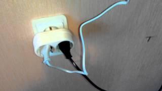 Підзарядка електричної зубної щітки Кричав б