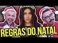 NOVAS REGRAS DE DUA LIPA PARA O NATAL | Diva Depressão