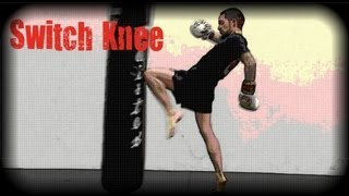 Muay Thai - How to Throw a Switch Knee