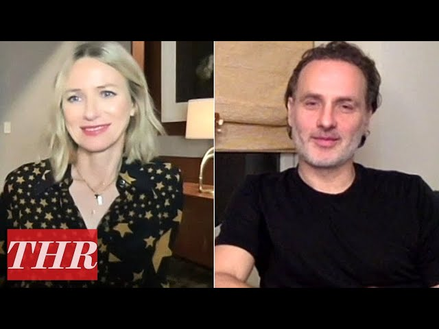 'Penguin Bloom' Cast: Naomi Watts and Andrew Lincoln | THR Interview