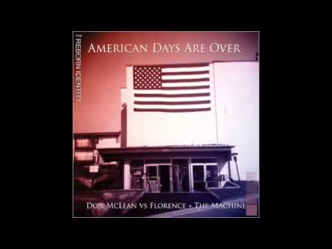 The Reborn Identity - American Days Are Over