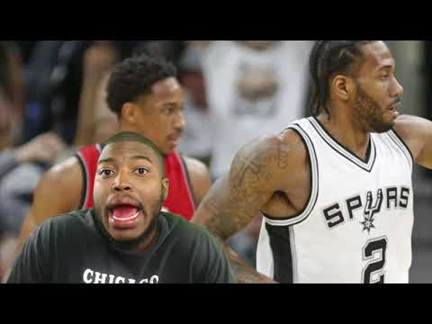"""BREAKING: Kawhi Leonard Traded To Toronto Raptors For Demar Derazon,Spurs Reportedly """"Happy W/ This"""""""