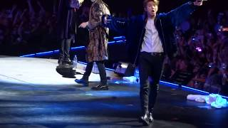 Video BTS Cypher 4 (Rap Monster, Suga, J-Hope) [BTS Wings Tour Sydney 2017] download MP3, 3GP, MP4, WEBM, AVI, FLV Mei 2018