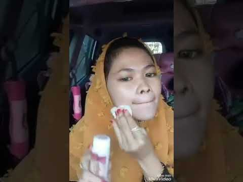 Cara pakai cream pagi Ay Pink - YouTube