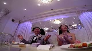 「仕掛け人はだれだ??」結婚式披露宴のサプライズフラッシュモブ【愛媛県宇和島市サブライムホール】