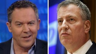 Gutfeld: Bill de Blasio isn