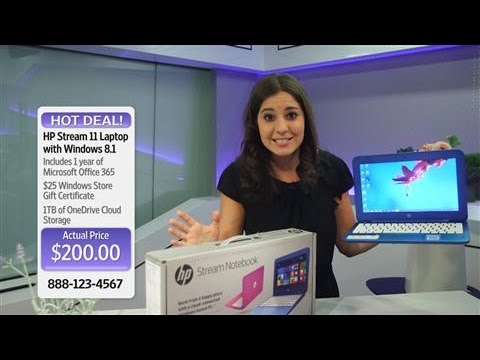 HP Stream 11 Review: A $200 Laptop That's Worth It