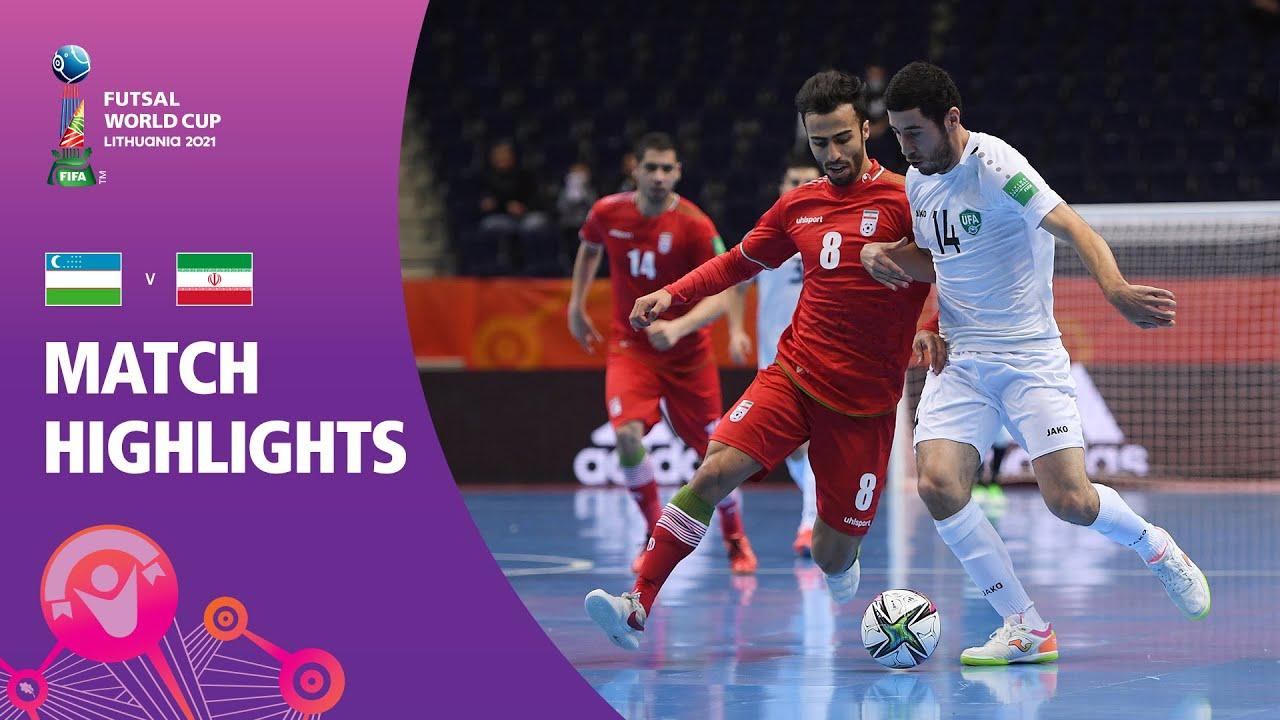 Download Uzbekistan v IR Iran | FIFA Futsal World Cup 2021 | Match Highlights