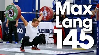 Video Max Lang Last Heavy Snatch Session 2015 World Weightlifting Championships Training Hall download MP3, 3GP, MP4, WEBM, AVI, FLV September 2017