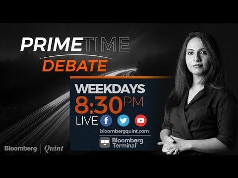 Primetime Debate: 12 October 2017