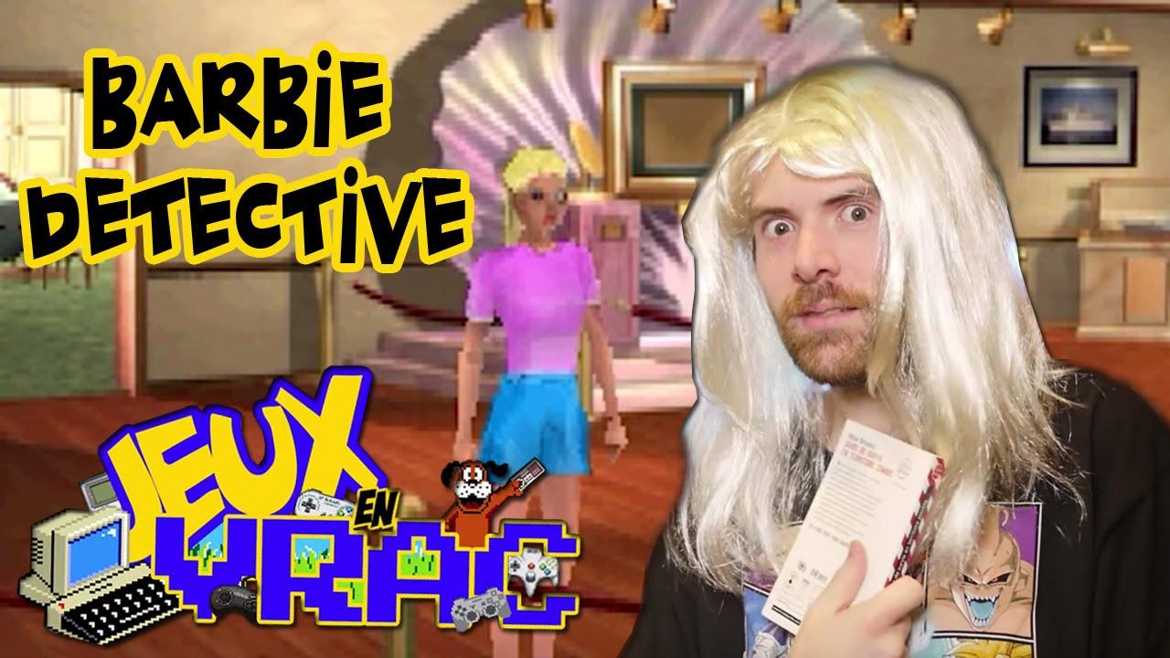 Barbie detective download free