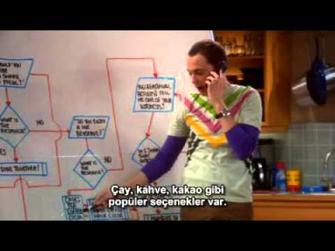 The Big Bang Theory The Friendship Algorithm -TR ALTYAZI