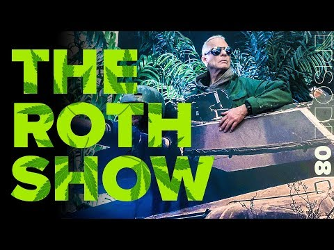 Dana McKenzie - DAVID LEE ROTH REACTS TO TED NUGENT'S HUNTING PASSION ON THE ROTH SHOW