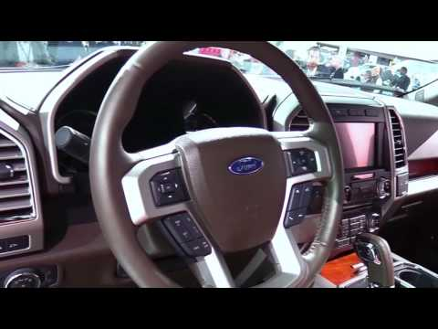 2018 Ford F 150 King Ranch Limited Luxury Features | Exterior and Interior | First Look HD