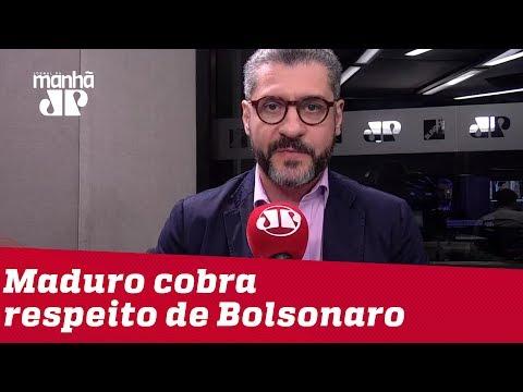 Bruno Garschagen: Maduro não vai admitir que comanda ditadura socialista