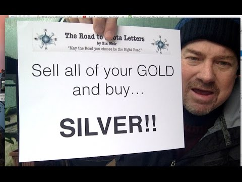 SILVER vs GOLD: 30 of the 100 Reasons (Bix Weir)