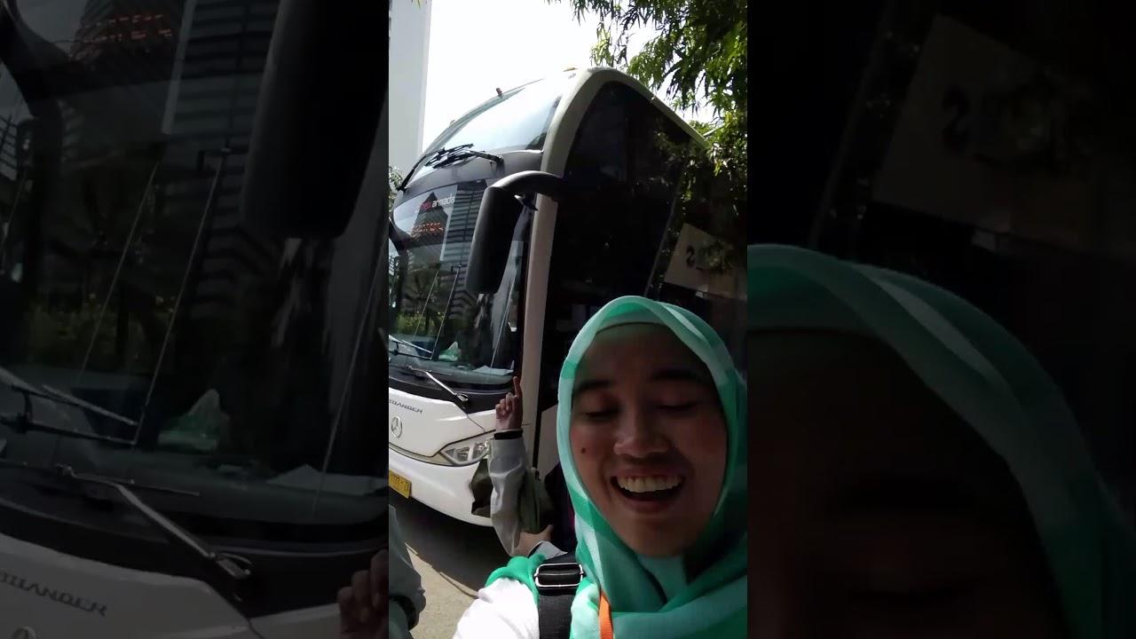 Naik city tour bareng anak se-SD Lab - YouTube