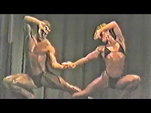 Elisabeth Adamec & Richard Miltner, NABBA Austria Grand Prix 1985