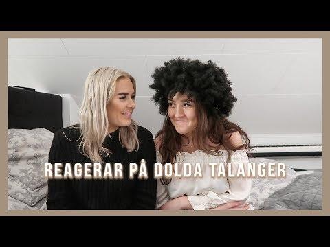 REAGERAR PÅ DOLDA TALANGER FT. MINA